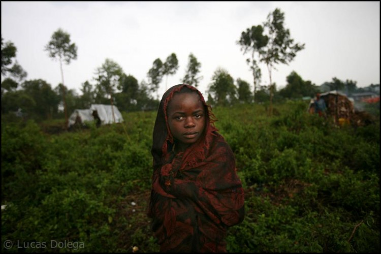 Refugees from Kibati