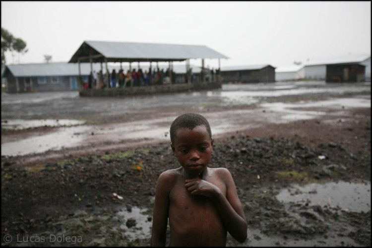 Refugees from Kibati