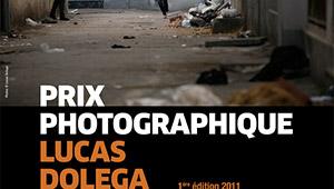 Affiche Prix Lucas Dolega 2012
