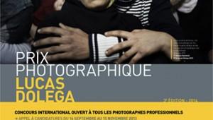 Affiche Prix Lucas Dolega III - 2014